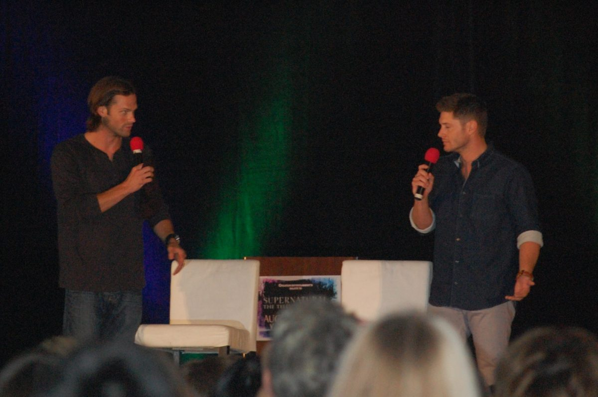 Salute to Supernatural Vancouver Convention 2013 - J2 Day!